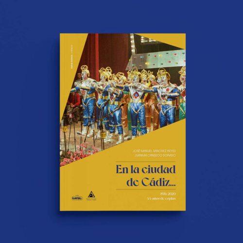 En la ciudad de Cádiz de JUANMA CANSECO y JOSÉ M. SÁNCHEZ Serie Gong Libros