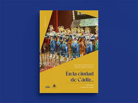 Libros 4x3 En la ciudad de Cadiz