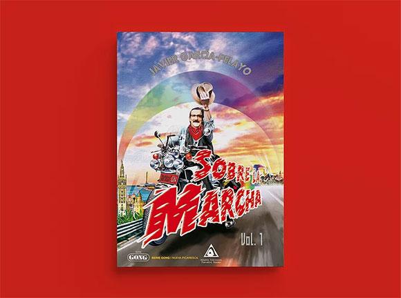 Serie Gong Editorial Sobre la marcha, de Javier Garcia-Pelayo