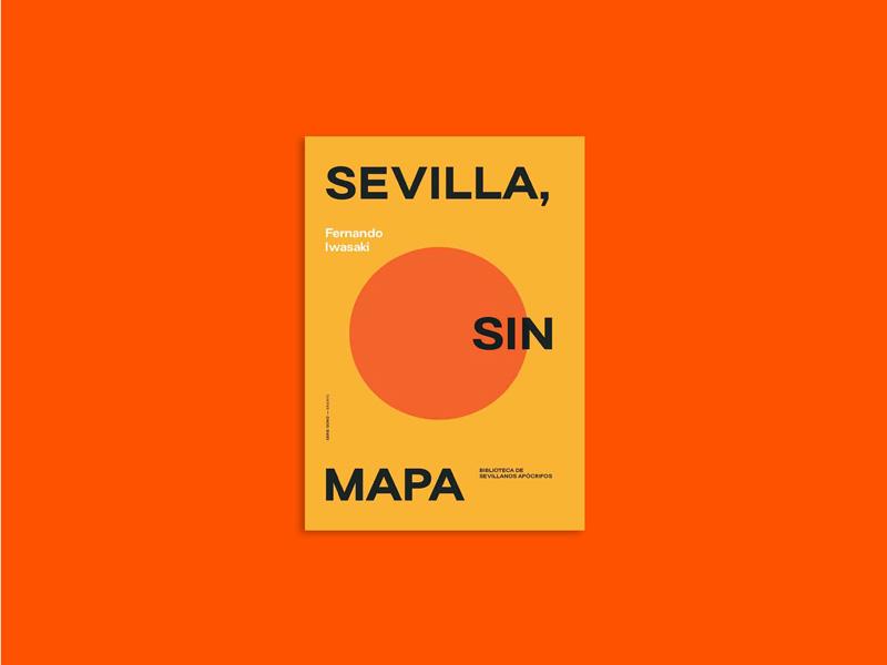 Portada Sevilla, sin mapa Fernando Iwasaki