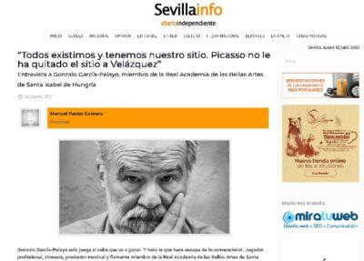 Sevillainfo Serie Gong en prensa.