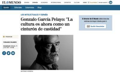Gonzalo García-Pelayo crea Serie Gong Editorial