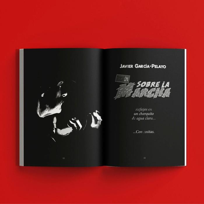 Javier Garcia-Pelayo Sobre la marcha-foto